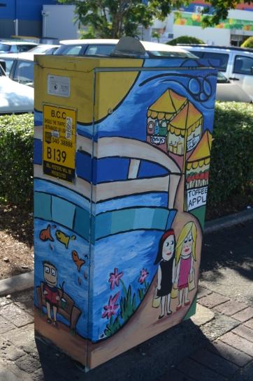 Street Art Milton