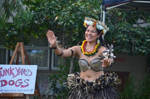 Kiribati Dancer
