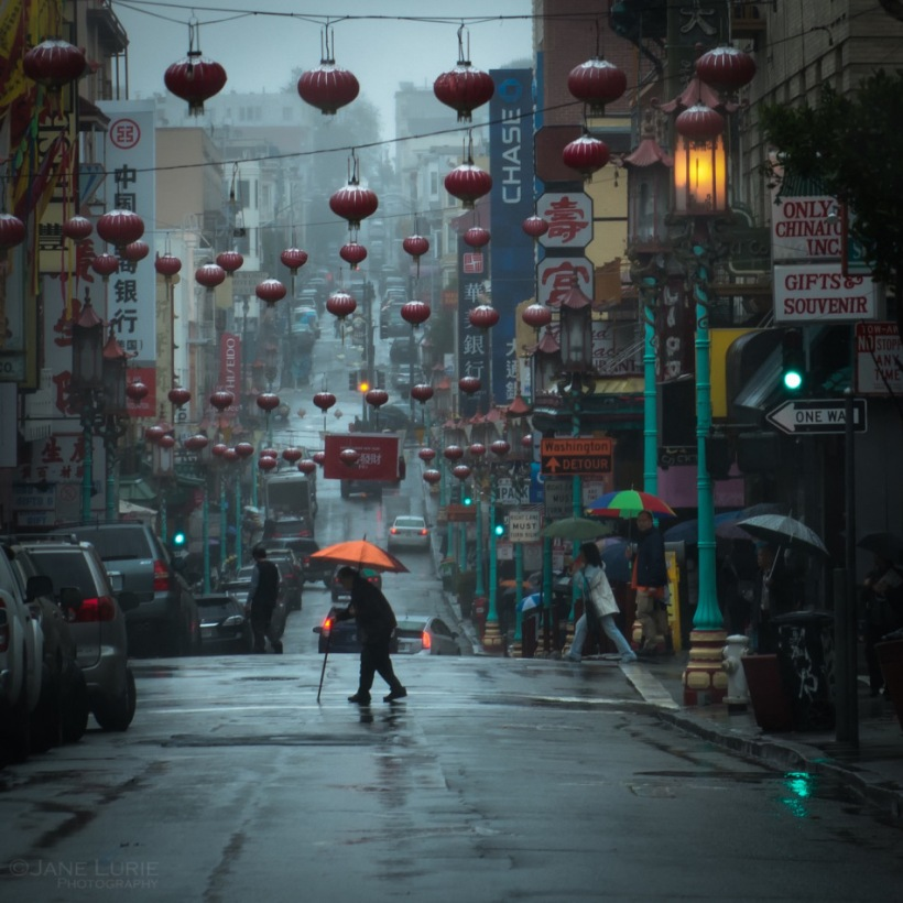 San Francisco, California, Street Photography, Rain, City, Urban, Umbrella, Portrait, Nikon, Weather,