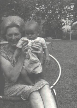English Grandmother and Me